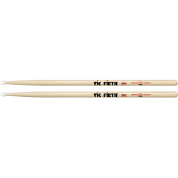 Vic Firth 7AN Olive Nylon - Baguette Batterie