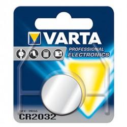 Varta CR2032 Pile Bouton Lithium 3V