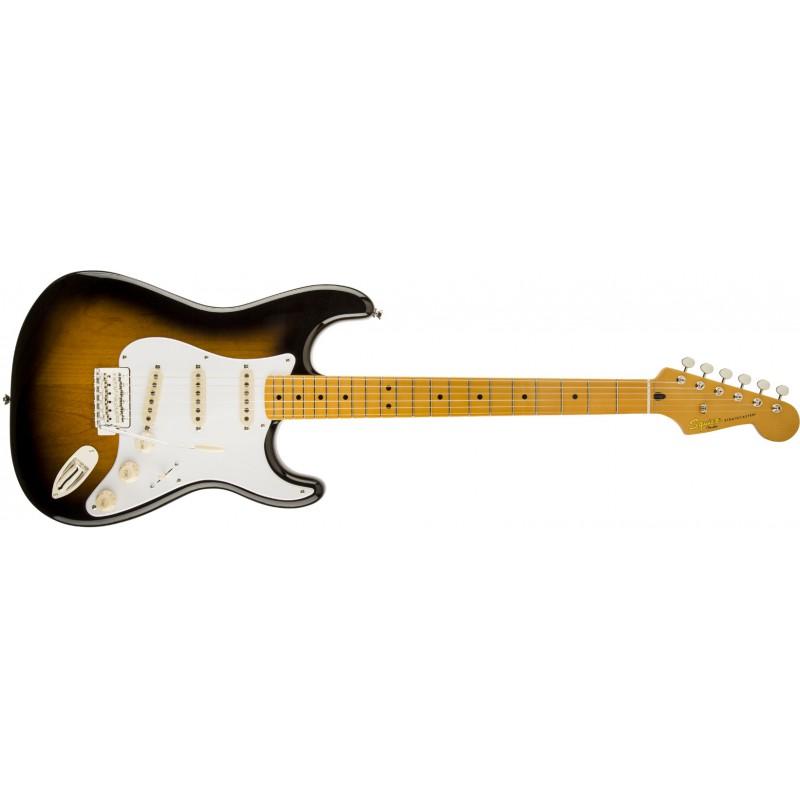 Squier Stratocaster® Classic Vibe '50s Maple - 2-Color Sunburst