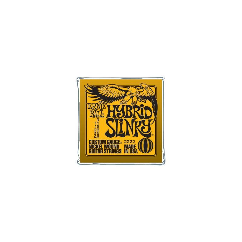 Ernie Ball Hybrid Slinky® 09-46
