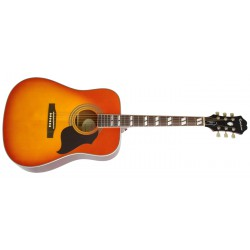 Hummingbird Artist Honey Burst LTD