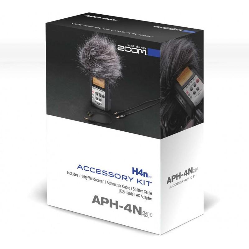 Zoom APH-4nSP - Pack d'accessoires pour H4nSP