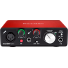 Focusrite Scarlett Solo 2nd Gen 2 In / 2 Out USB