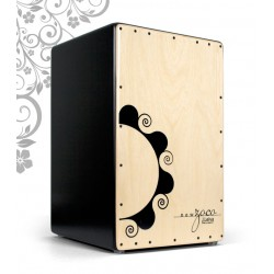 J-Leiva New Zoco Percussion Cajon