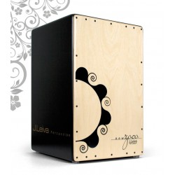 J.Leiva New Zoco 2.0 Percussion Cajon