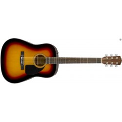 Fender CD-60 Dreadnought Sunburst - 096-1545-032