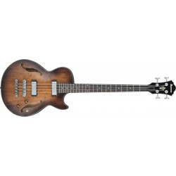 AGBV200A-TCL - Distressed Tobacco Burst