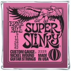 Ernie Ball Super Slinky® 09-42
