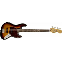 Squier Jazz Bass® Vintage Modified 3-Color Sunburst 0306600500