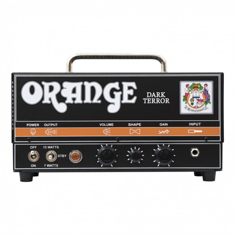 Orange Dark Terror 15/7 Watts