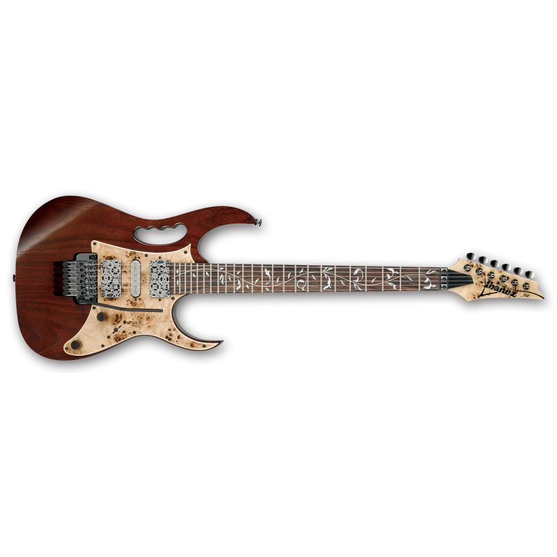 Ibanez JEM77WDP Charcoal Brown Steve Vai Limited Edition