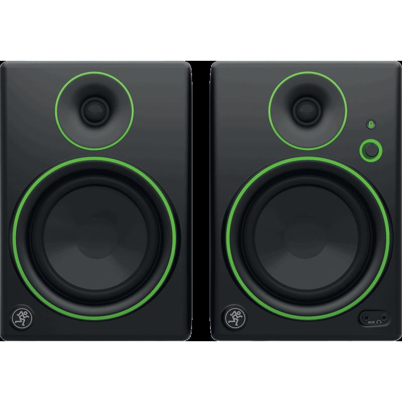 """Mackie CR5BT Bluetooth - Actif 50W 5"""" (la paire)"""