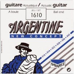 Savarez Argentine 1610 Tension Standard 010-045
