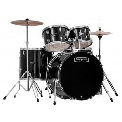 Jazzette 18 TND5844FTCDK Noir Brillant