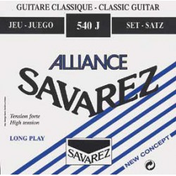 Savarez Alliance Bleu 540J Tension Forte