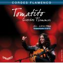 Tomatito T50J Cordes Flamenco Tirant Forte