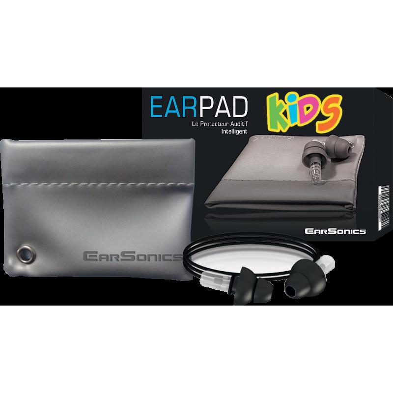 Earsonic Earpad Kids - Protection Auditive pour enfant