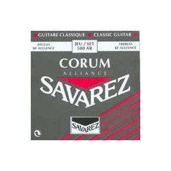Savarez Corum Alliance Rouge 500AR Tension Normal