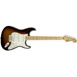 Fender Stratocaster® Standard Brown Sunburst Maple