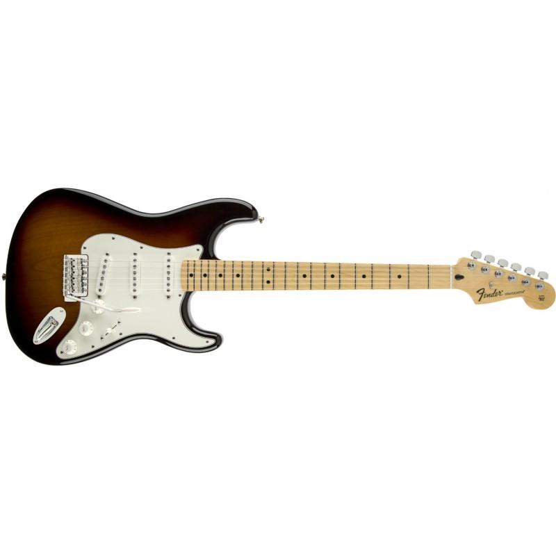 Fender Stratocaster® Standard Brown Sunburst Maple