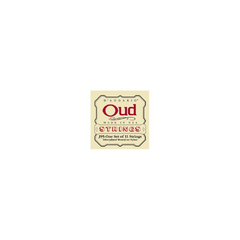 D'addario J95 cordes Oud 22-41