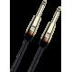 Monster Cable Guitare électrique Jacks droits 3,65m
