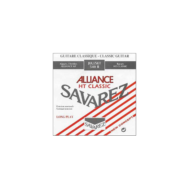 Savarez Alliance Rouge 540R Tension Normal