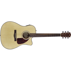 CD-140SCE Dreadnought Cutaway Natural Satin