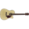 Fender CD-140SCE Dreadnought Cutaway Natural Satin