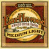 Ernie Ball Earthwood 80/20 Medium Light 12-54