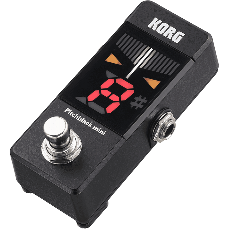 Korg Pitchblack Mini - Pédale Accordeur