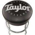 "Tabouret guitariste Taylor Noir 30"""