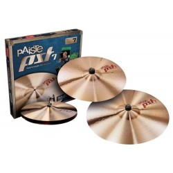 Paiste PST 7 - Pack de cymbale Medium