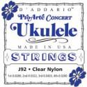 J92 Ukulele Pro Arte Concert Clear Nylon