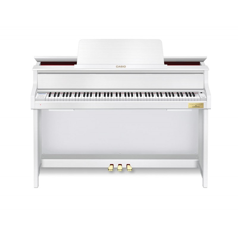 Casio CELVIANO Grand Hybrid GP-300 WE- Piano Numérique Hybrid