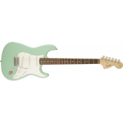 Squier Stratocaster® Affinity Surf Green