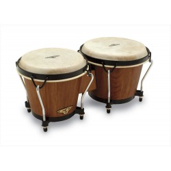Latin Percussion CP CP221-DW Bongos Traditionnel