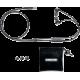 Shure SE112MPLUS - Dynamique 1 voie gris Control Talk