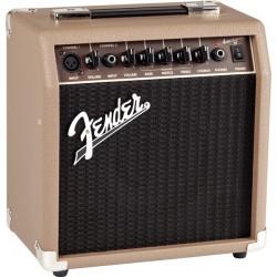 Fender Acoustasonic™ 15 - Ampli Combo Acoustique 15 W