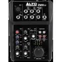 ZMX52 Compact 5 canaux, 8 entrées