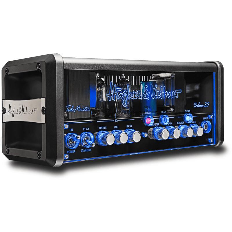 Hughes & Kettner TM20H Deluxe - Tête Tubemeister 20 Deluxe