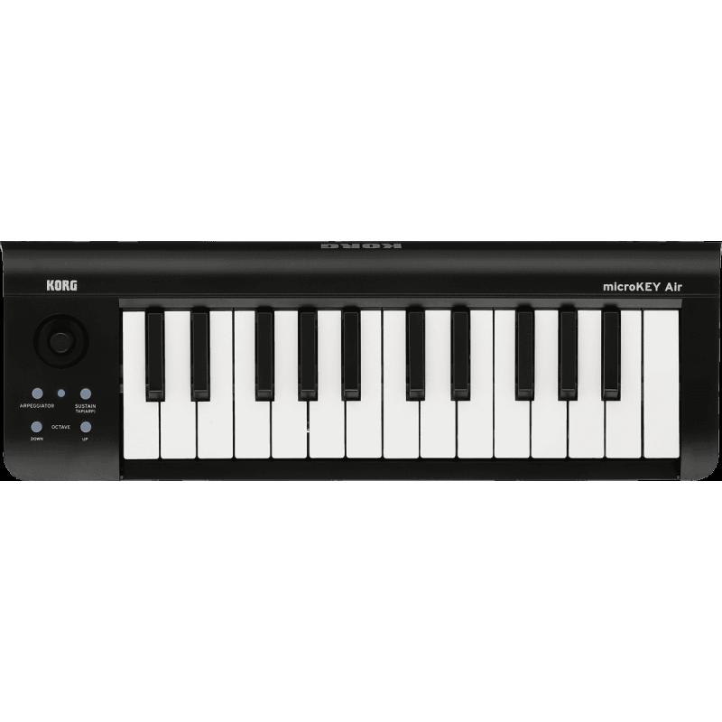 Korg MicroKeyAir 25 - Clavier USB Bluetooth 25 Notes