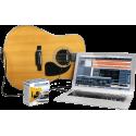 Acoustic Link Audio - Micro rosace avec câble USB