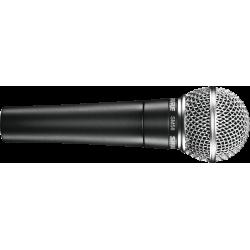 SM58SE Micro Voix - Dynamique avec Inter Cardioïde