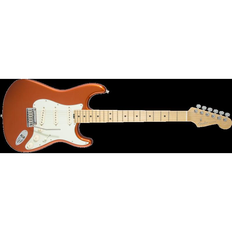 Fender Stratocaster® American Autumn Blaze Metallic