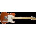 Telecaster® American Elite Autumn Blaze Metallic Maple