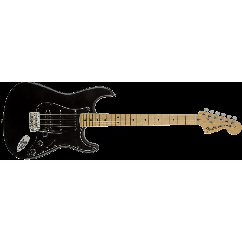 Fender Stratocaster® American Special HSS Black Maple