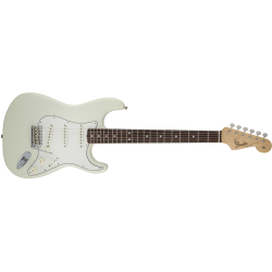 Fender Stratocaster® American Vintage '65 Olympic White RW