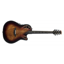 Ovation C2078AXP-AF Elite Plus Deep Contour Okoume Feather