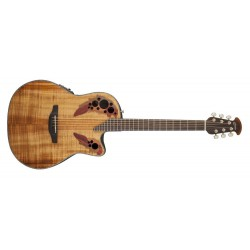 Ovation CE44P-FKOA Figured Koa Celebrity Elite Plus